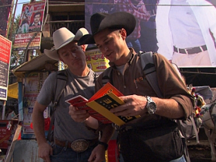 Watch The Amazing Race Season 18 Episode 9