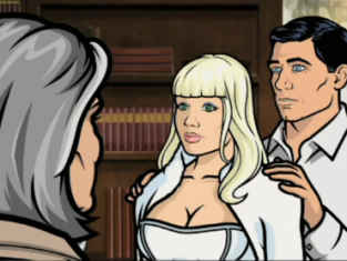 Watch Archer Season 2 Episode 13