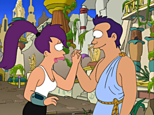 Watch Futurama Season 2 Episode 13