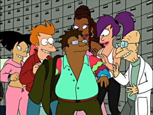 Watch Futurama Season 2 Episode 14