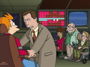 Watch Futurama Season 2 Episode 20
