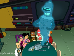 Watch Futurama Season 8 Episode 3