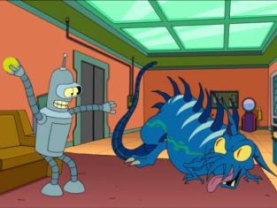 Watch Futurama Season 8 Episode 9