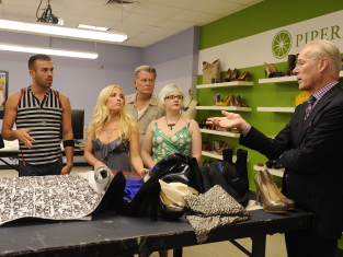 Watch Project Runway Season 9 Episode 7