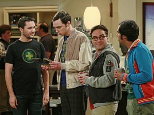 Watch The Big Bang Theory Season 5 Episode 5