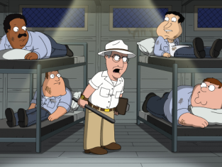 Watch Family Guy Season 10 Episode 8