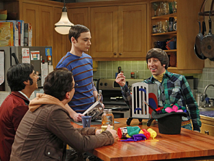 Watch The Big Bang Theory Season 5 Episode 12