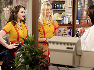 Watch 2 Broke Girls Season 1 Episode 17
