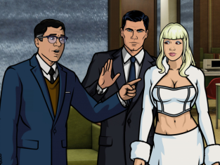 Watch Archer Season 3 Episode 11