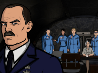 Watch Archer Season 3 Episode 12