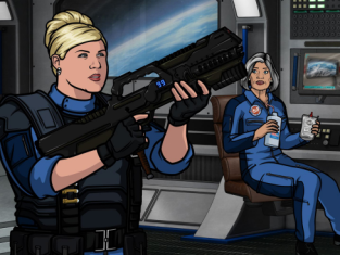 Watch Archer Season 3 Episode 13