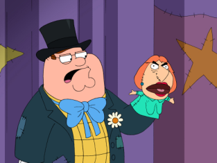 Watch Family Guy Season 10 Episode 18