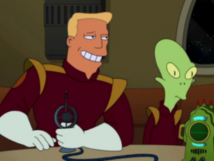 Watch Futurama Season 9 Episode 5