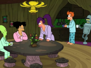 Watch Futurama Season 9 Episode 6