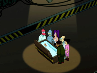 Watch Futurama Season 9 Episode 9