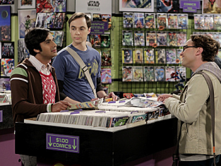 Watch The Big Bang Theory Season 6 Episode 1