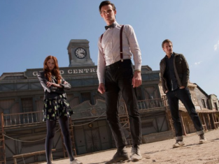 Watch Doctor Who Season 7 Episode 3