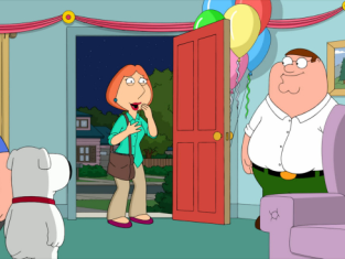 Watch Family Guy Season 11 Episode 6