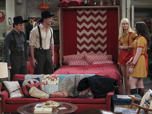 Watch 2 Broke Girls Season 2 Episode 7