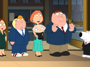 Watch Family Guy Season 11 Episode 10