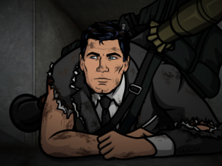 Watch Archer Season 4 Episode 3