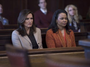 Watch Law & Order: SVU Season 14 Episode 13