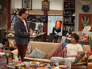 Watch The Big Bang Theory Season 6 Episode 17