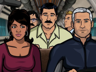 Watch Archer Season 4 Episode 13