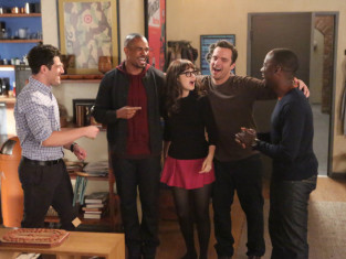 Watch New Girl Season 3 Episode 7