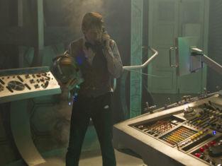 The Doctor Phones