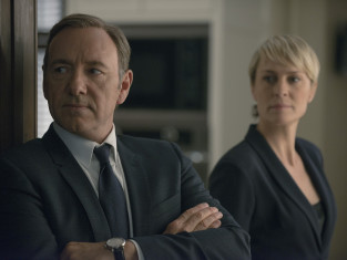 House of Cards Season 2 Scene