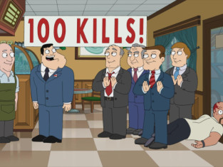 Watch American Dad Season 10 Episode 11