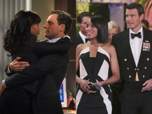 Olivia, Fitz and and Jake