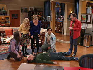 Watch The Big Bang Theory Season 7 Episode 18