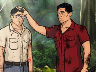 Watch Archer Season 5 Episode 8