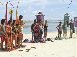 Watch Survivor Season 28 Episode 4