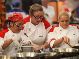 Watch Hell's Kitchen Season 12 Episode 8