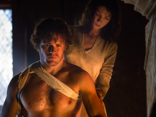 Claire Becomes a Prisoner - Outlander