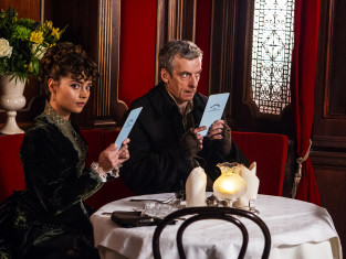 Watch Doctor Who Season 8 Episode 1
