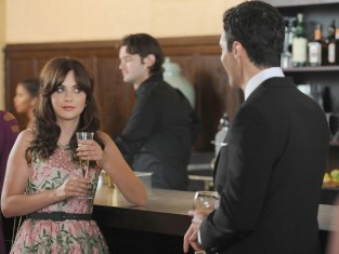 Jess Meets Ted - New Girl