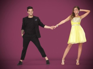 Sadie Robertson and Mark Ballas  - Dancing With the Stars