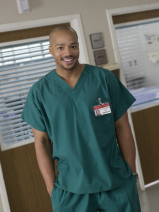 Donald Faison as Turk