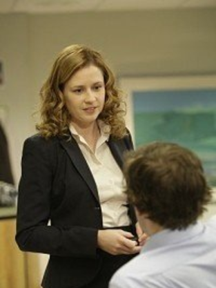 Pam, Jim