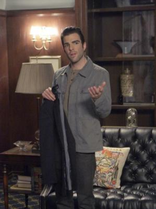 He is Sylar