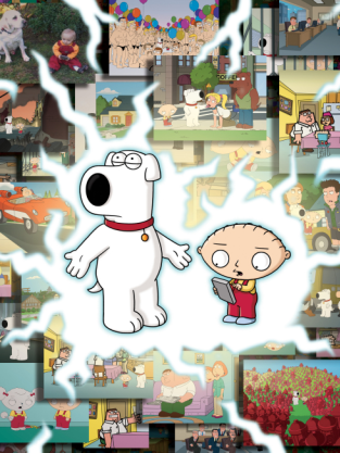 Brian and Stewie Multi-Verse