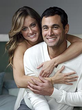 Molly Malaney and Jason Mesnick Pic