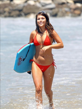 DeAnna Pappas Bikini Photo
