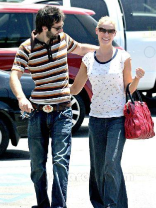 Heigl and Kelley: In Love