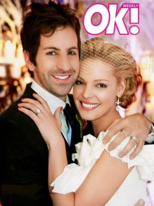 Katherine Heigl Wedding Picture