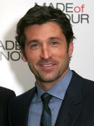 Dempsey at the Premiere